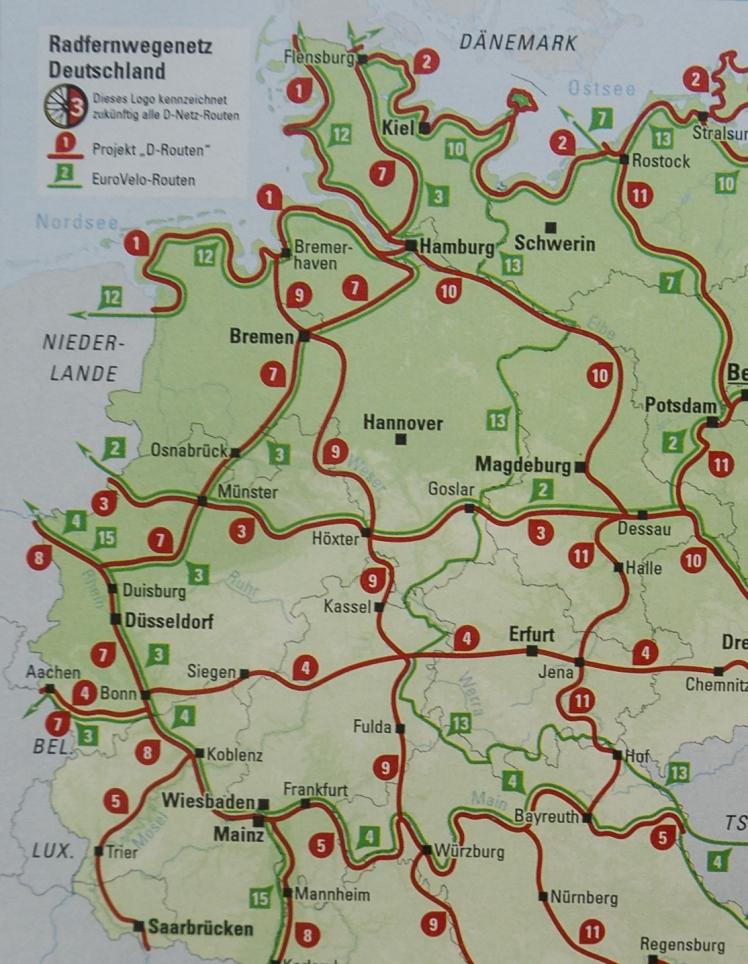 Radwegenetz Deutschland-19